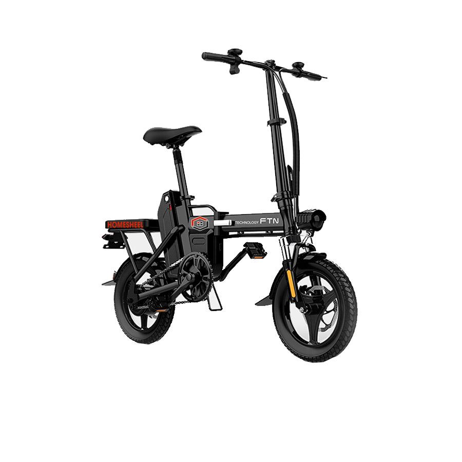 Xe máy, mô tô: Xe điện bảo vệ môi trường - tiết kiệm túi tiền T5ava3den