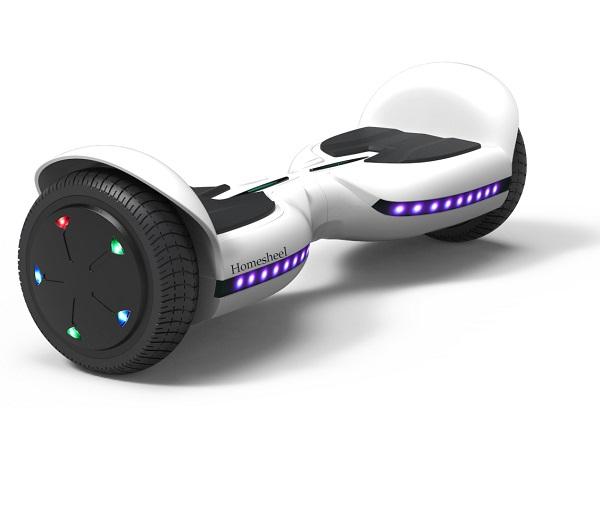 Xe điện cân bằng 2 bánh kiểu dáng hiện đại